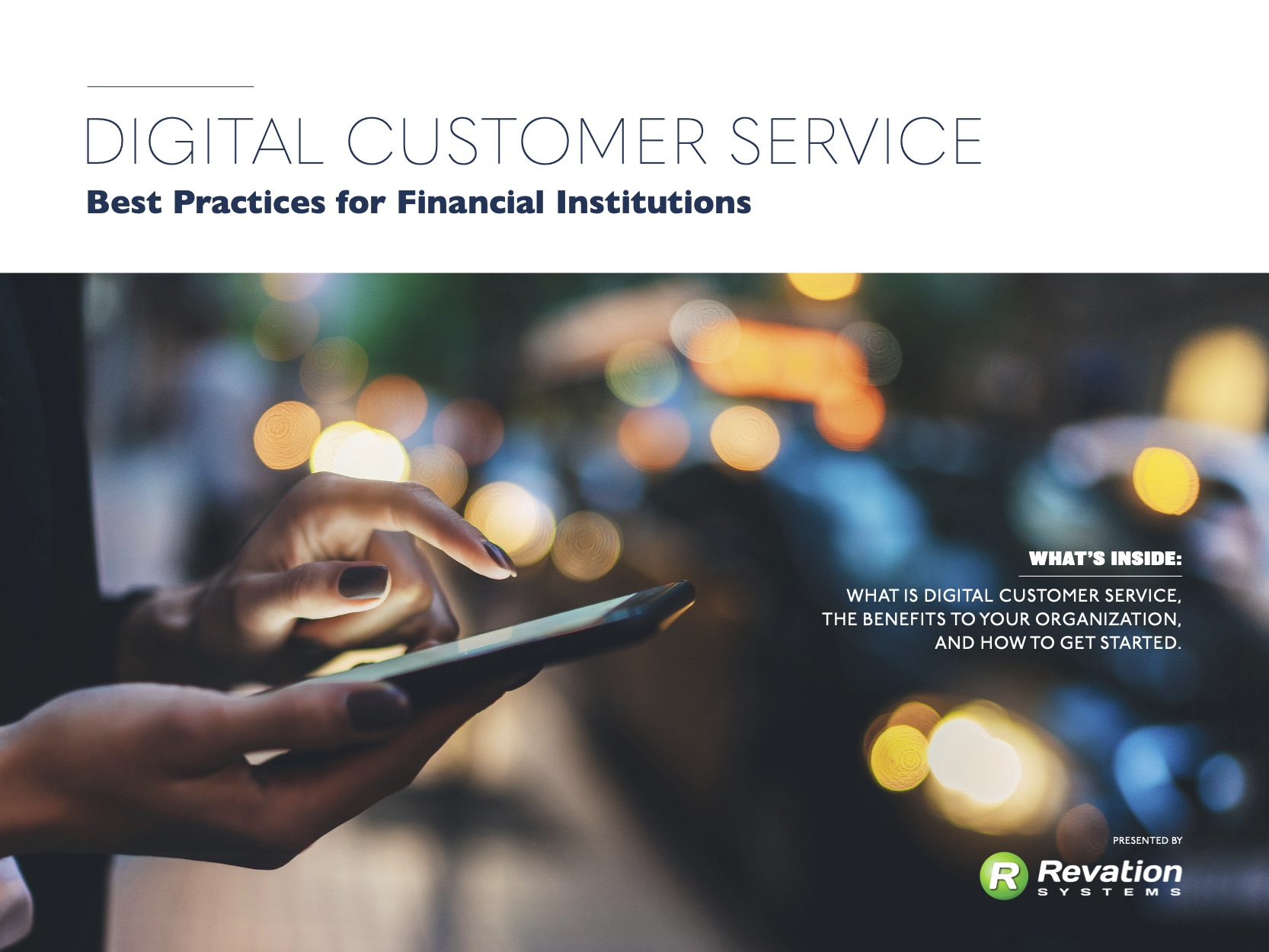 DCS Best Practices for Financial Institutions eBook (Cover