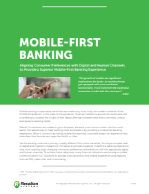 Mobile-First Banking White Paper