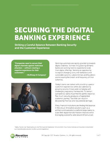Securing-the-Digital-Banking-Experience...n-Security-the-Customer-Experience